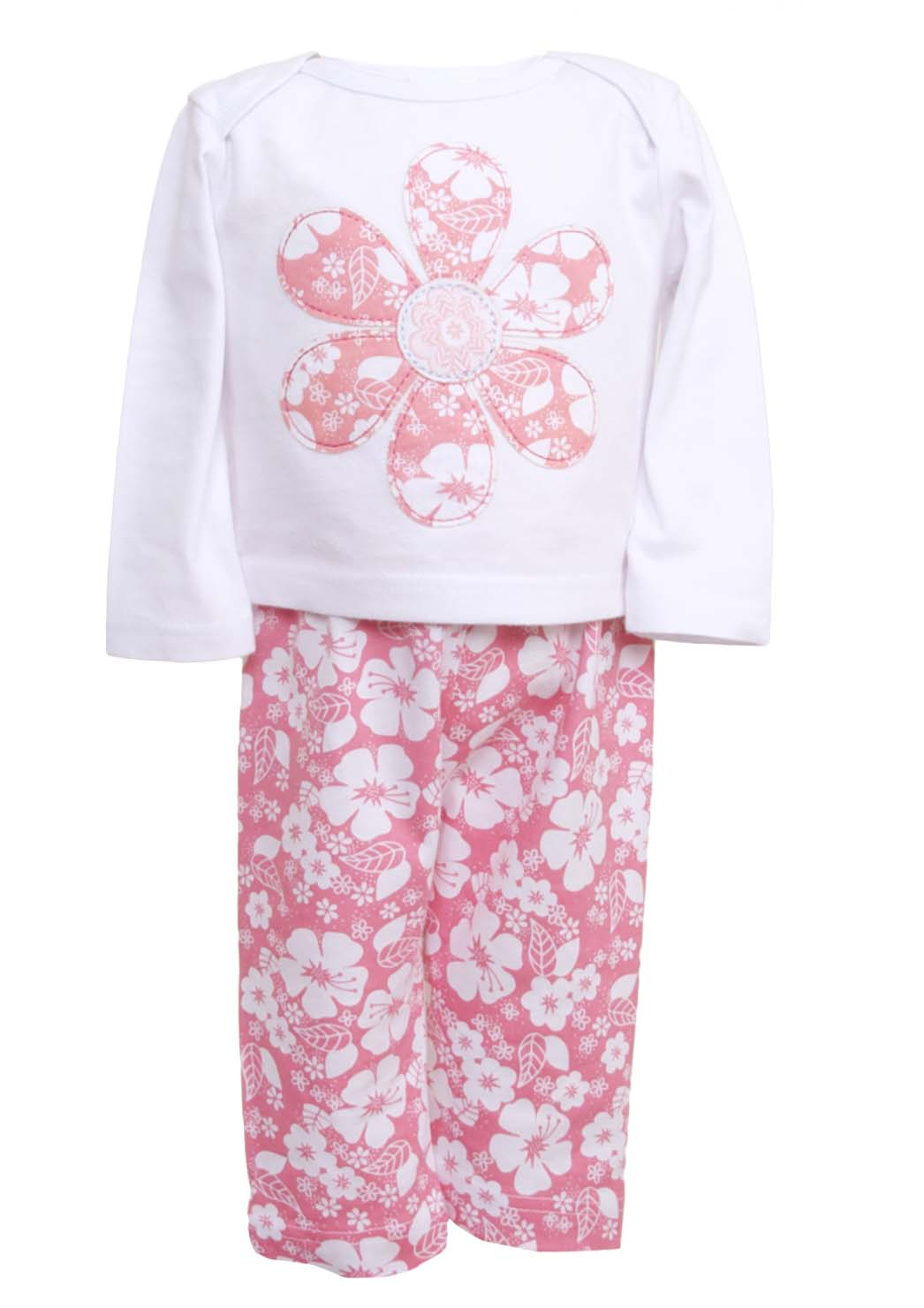 Mini Vanilla Toddler Girl Pyjamas
