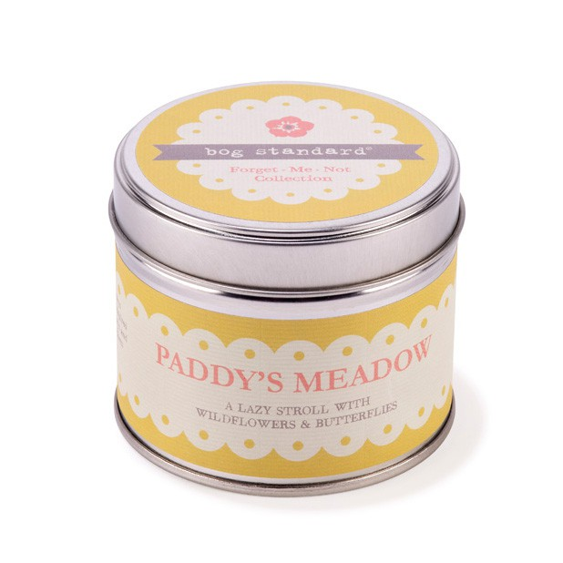 Bog Standard Paddy's Meadow Candle Ireland Scented Candles
