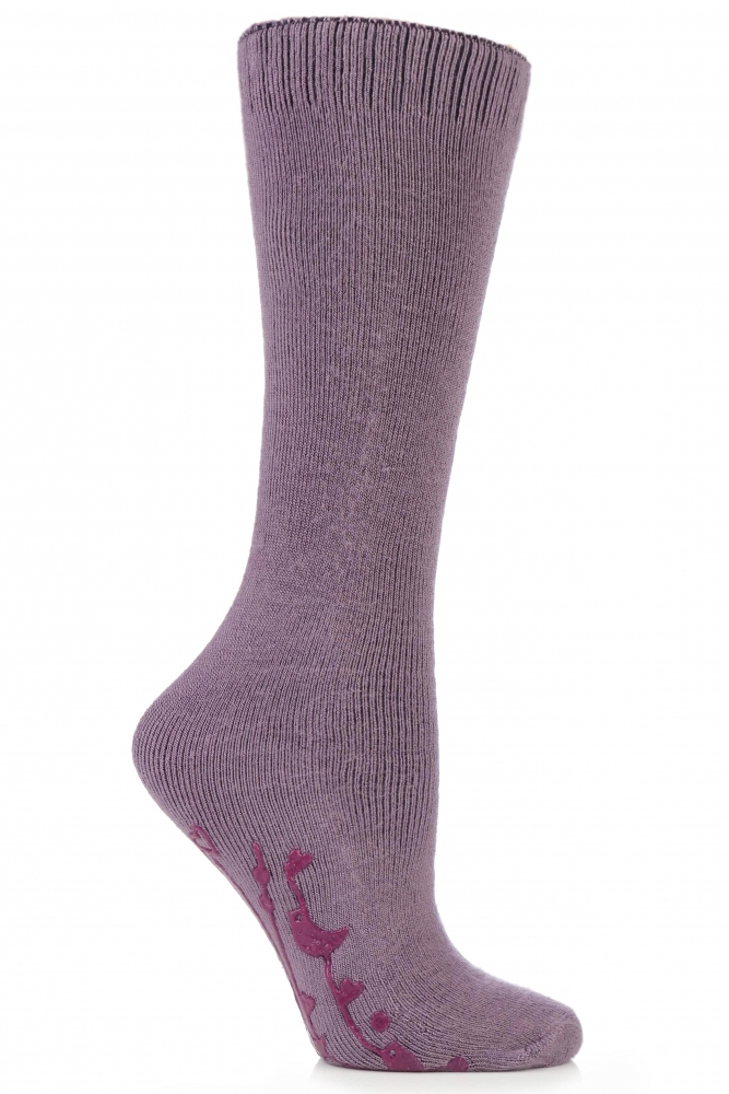 Elle Supersoft Slouch Slipper Socks