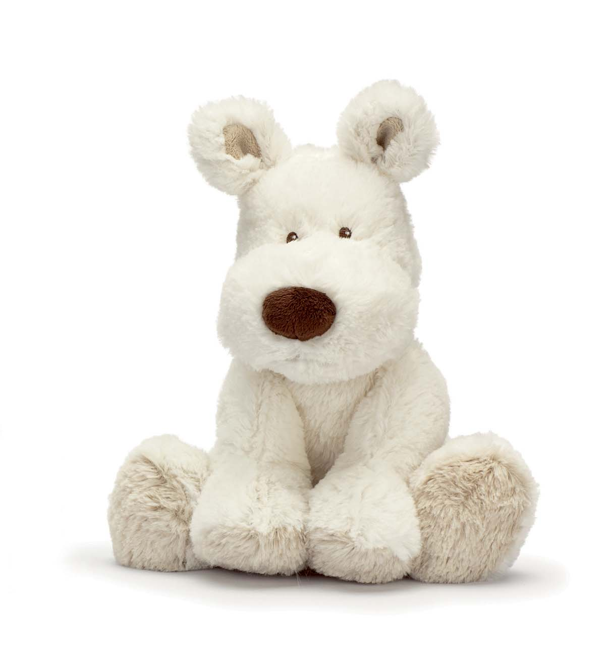 Teddykompaniet Teddy Cream Dog Small