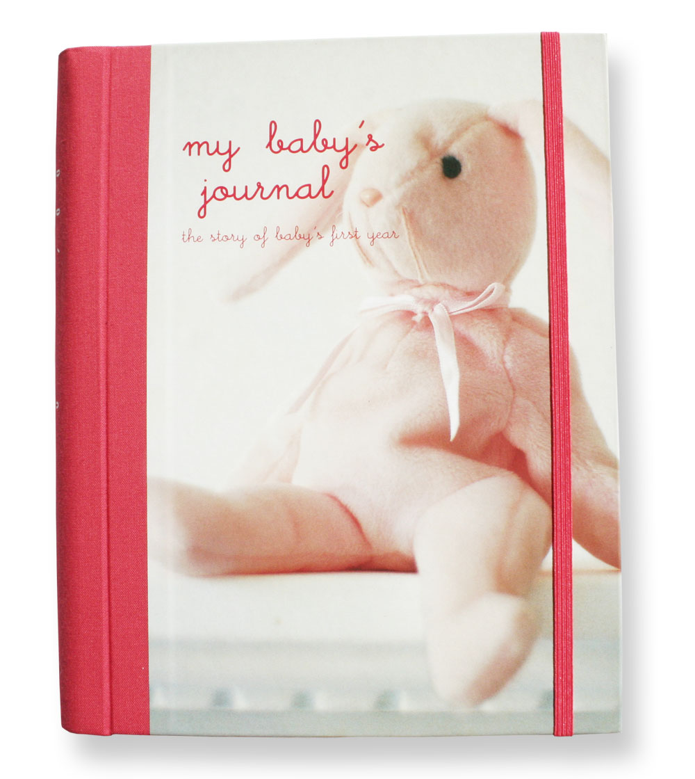 My Baby's Journal - New Baby Gift